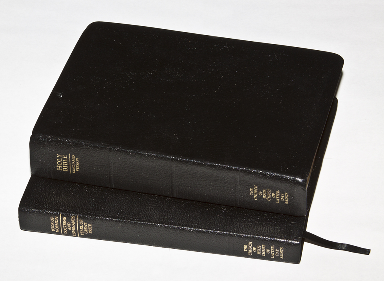 Mormon Bible and Book of Mormon